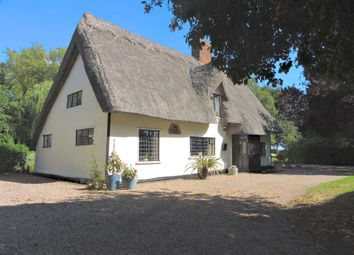 Thumbnail 4 bed detached house for sale in Chelmsford Road, Felsted