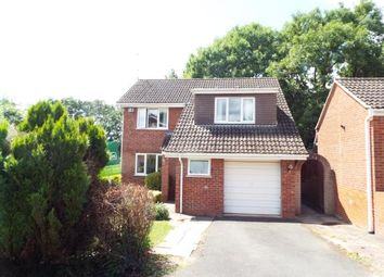 Thumbnail 3 bed detached house for sale in Chandlers Close, Headless Cross, Redditch, Worcestershire