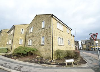 Thumbnail 1 bed flat for sale in Cottageside Apartments, South Street, Denholme