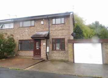 Thumbnail 3 bed semi-detached house to rent in New Drake Green, Westhoughton, Bolton