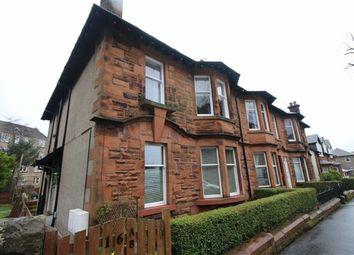Thumbnail 2 bed flat for sale in Steel Street, Gourock, Renfrewshire