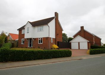 Thumbnail 4 bed detached house for sale in Bixley Drive, Rushmere St Andrew, Ipswich