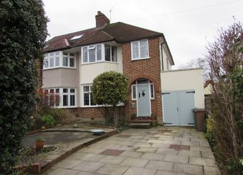 Thumbnail 3 bed semi-detached house for sale in Rossdale, Sutton