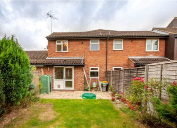 Thumbnail 1 bedroom terraced house for sale in Fleetham Gardens, Lower Earley, Reading