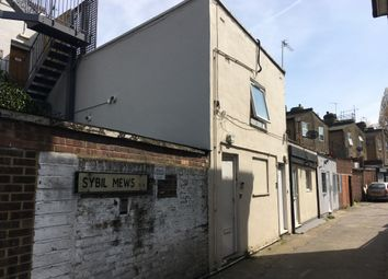 Thumbnail 2 bed property for sale in 2 Sybil Mews, Harringay, London