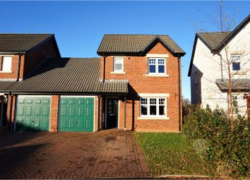 Thumbnail 3 bed detached house for sale in Sydney Gardens, Lockerbie