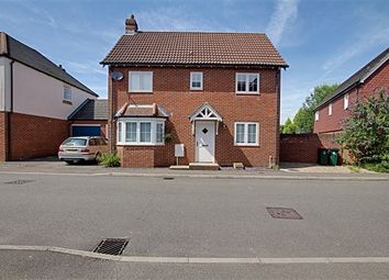 Thumbnail 3 bed detached house for sale in Lucas Close, Maidenbower, Crawley