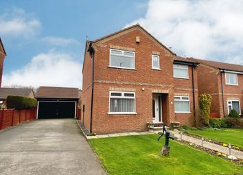 Thumbnail 4 bed detached house for sale in Nightingale Lane, Crossgates, Scarborough