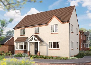 """Thumbnail 4 bed detached house for sale in """"The Montpellier"""" at Haughton Road, Shifnal"""