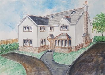 Thumbnail 5 bed detached house for sale in Cook Rees Avenue, Neath, Neath Port Talbot.