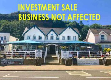 Thumbnail Commercial property for sale in Esplanade, Shanklin