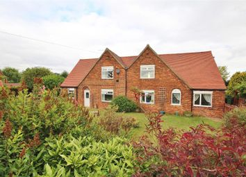 Thumbnail 5 bed detached house for sale in Mill Lane, Ryther, Tadcaster