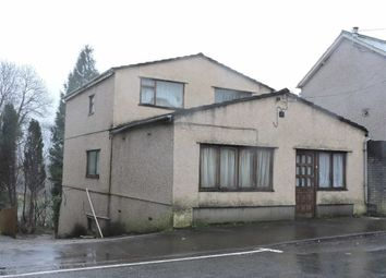 Thumbnail 3 bedroom detached house for sale in Swansea Road, Trebanos, Pontardawe, Swansea