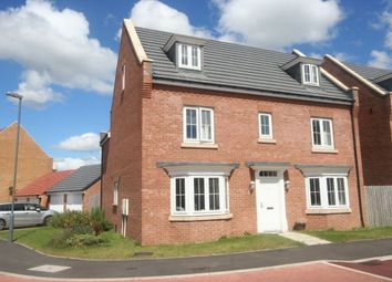 Thumbnail 5 bed detached house for sale in Skipper Grove, Stockton-On-Tees