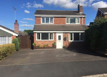 Thumbnail 4 bed detached house for sale in Fountain Fold, Gnosall, Stafford