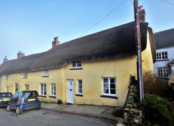 Thumbnail 3 bed end terrace house for sale in The Village, Petrockstowe, Okehampton, Devon