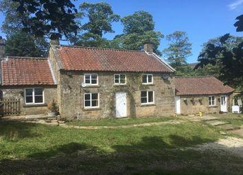 Thumbnail 4 bed detached house to rent in Farndale, Kirkbymoorside, York