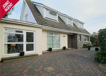 Thumbnail 4 bed detached house for sale in Barras Lane, Vale, Guernsey