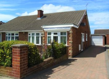 Thumbnail 3 bed semi-detached bungalow for sale in Buckingham Drive, Normanby, Middlesbrough