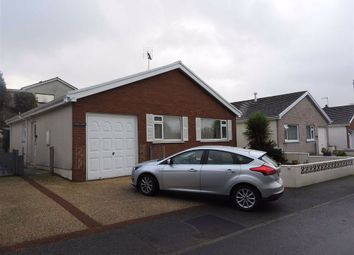 Thumbnail 3 bed detached bungalow for sale in Melin Y Coed, Cardigan, Ceredigion