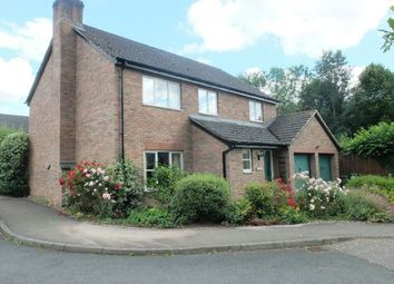 Thumbnail 4 bed detached house for sale in Saxon Way, Ledbury