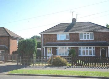Thumbnail 3 bed semi-detached house for sale in Ashbury Drive, Tilehurst, Reading