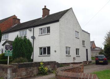 Thumbnail 3 bed cottage for sale in Belper Road, Stanley Common, Ilkeston