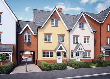 "Thumbnail 3 bedroom property for sale in ""The Halstead"" at William Morris Way, Tadpole Garden Village, Swindon"