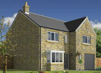 Thumbnail 4 bedroom detached house for sale in Forge Lane, Forge Manor, Chinley