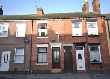 Thumbnail 3 bed terraced house for sale in Grove Street, Knutton, Newcastle