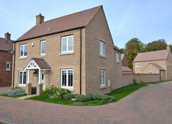 Thumbnail 4 bed detached house for sale in Northfields Close, Deanshanger, Milton Keynes
