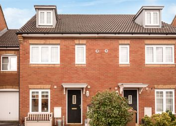 Thumbnail 3 bed detached house for sale in Folland Close, North Baddesley, Southampton, Hampshire
