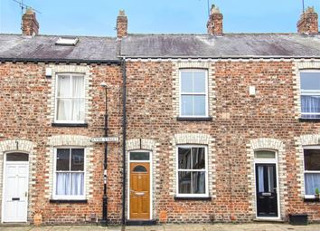 Thumbnail 2 bed terraced house for sale in Kyme Street, Bishophill, York