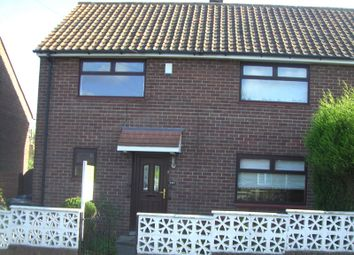 Thumbnail 3 bedroom semi-detached house for sale in Hillsview Avenue, Newcastle Upon Tyne, Tyne And Wear.