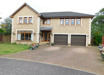 Thumbnail 5 bed detached house for sale in Galloway Avenue, Wishaw