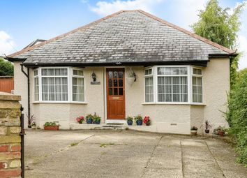 Thumbnail 4 bed detached bungalow for sale in Nicol Road, Chalfont St. Peter, Gerrards Cross