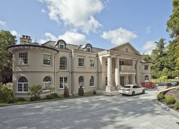 Thumbnail 9 bedroom detached house to rent in Christchurch Road, Wentworth, Virginia Water