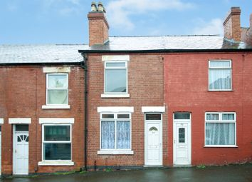 Thumbnail 2 bedroom terraced house for sale in Park Road, Ilkeston
