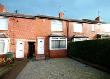 Thumbnail 2 bedroom terraced house for sale in Kenton Road, Gosforth, Newcastle Upon Tyne