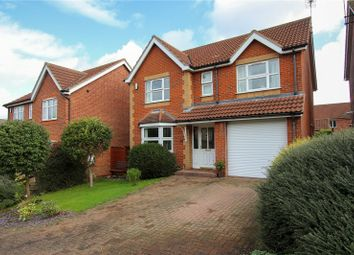 Thumbnail 4 bed detached house for sale in Riverbank Rise, Barton-Upon-Humber, North Lincolnshire