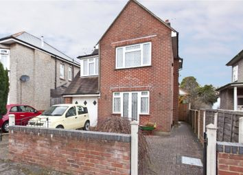 Thumbnail 3 bed detached house to rent in Chigwell Road, Bournemouth, Dorset