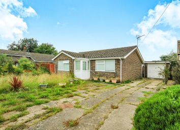 Thumbnail 2 bed bungalow for sale in Langmere Road, Watton, Thetford, Norfolk