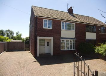 Thumbnail 3 bed semi-detached house to rent in Brecks Lane, Kippax, Leeds