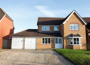 Thumbnail 5 bed detached house for sale in Stowe Road, Langtoft, Peterborough