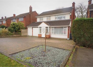 Thumbnail 3 bed detached house for sale in Essex Road, Sutton Coldfield