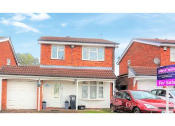 Thumbnail 3 bed detached house for sale in Aldgate Drive, Brierley Hill