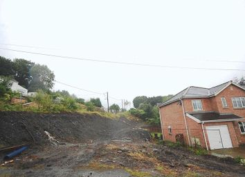 Thumbnail Land for sale in 2 Building Plots At Glannant Place, Cwmgwarch, Neath