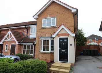 Thumbnail 2 bed end terrace house for sale in Eyre Court, Bramley, Rotherham, South Yorkshire
