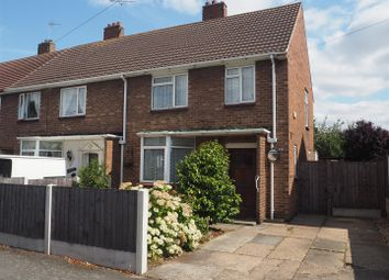 Thumbnail 3 bed end terrace house for sale in Wolsey Road, Newark