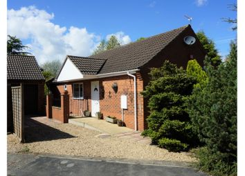 Thumbnail 3 bed detached bungalow for sale in Churchfield Way, Wisbech